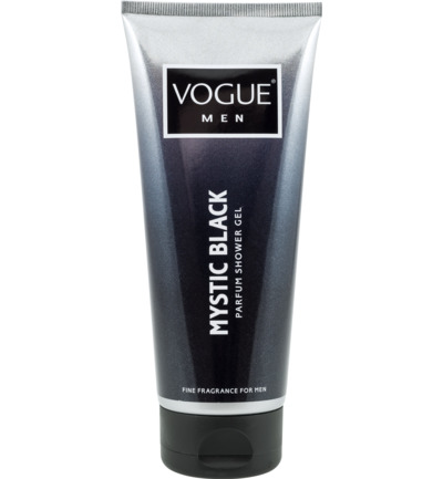 Men ff douche mystic black