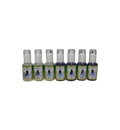 Set integrale tincturen spray 30 ml