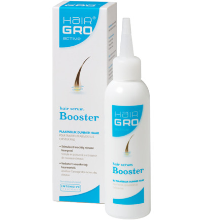 Hair booster serum