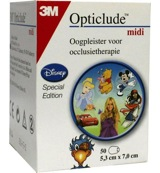 Opticlude oogpleister midi cars 2