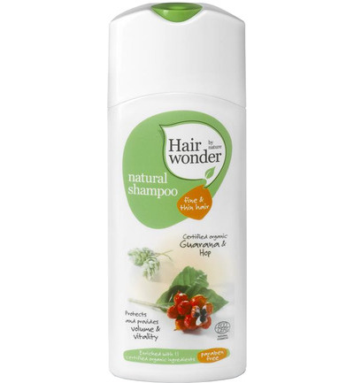 Natural shampoo fine & thinning hair
