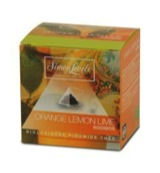 Rooibos orange lemon lime piramidebuil bio
