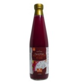 Red dragon puree glas fles