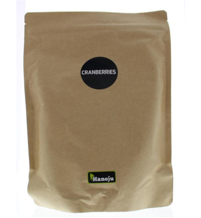 Cranberries paper bag