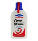Clear breath flacon