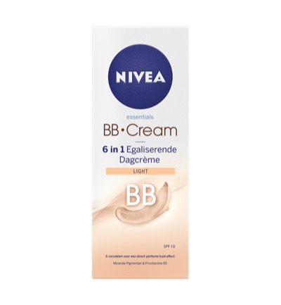 Nivea Visage Bb Cream Light 50ml