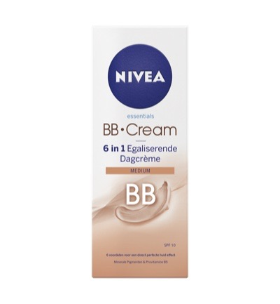 Essentials BB cream medium/dark