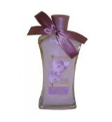 Foaming bath creme lavender