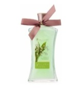 Foaming bath creme lily of the valley