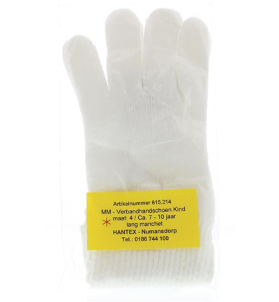 Verbandhandschoenen mm kind maat 4