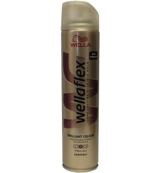 Flex hairspray brilliant color strong hairspray
