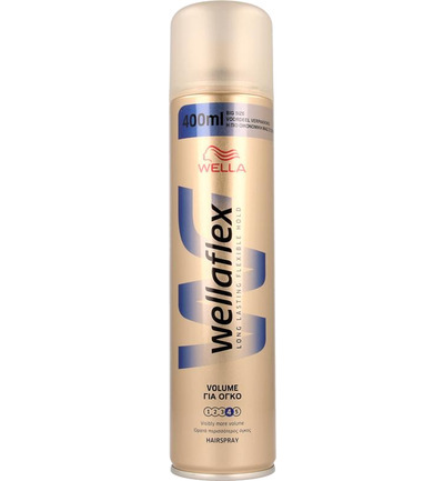 Flex hairspray volume boost extra strong
