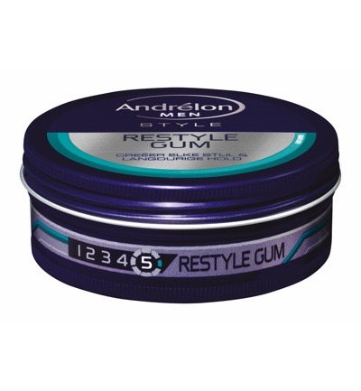Andrelon For Men Restyle Gum 75ml