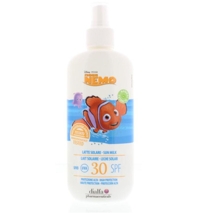 Disney sun protection nemo factor 30 spray