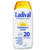 Zonlotion normale huid factor 20