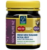 Royal jelly & MGO 100+ manuka