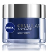 NIVEA Cellular Anti-Age - 50 ml - Nachtcrème