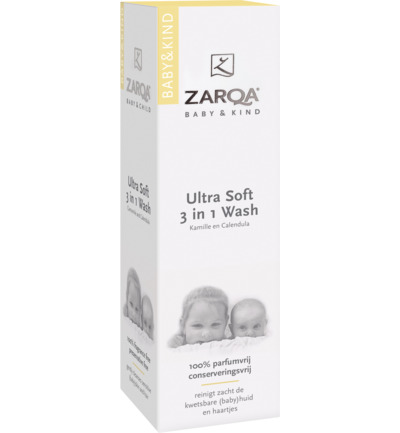 Baby 3 in 1 wash