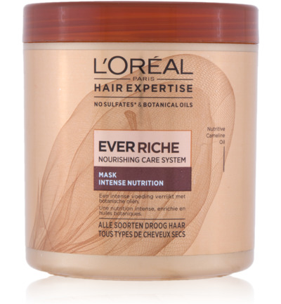 Hair expert EverRiche mask