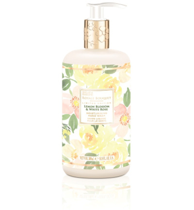 Royale Bouquet handwash lemonblossom & whiterose