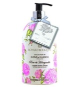 Afbeelding van Baylis&Harding Royale Bouquet Handlotion Rose & Honeysuckle 500ml