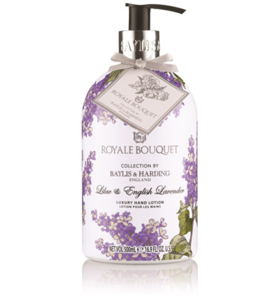 Royale bouquet handlotion lilac english lavender