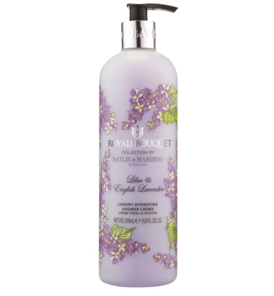 Royale bouquet showercreme lilac english lavender