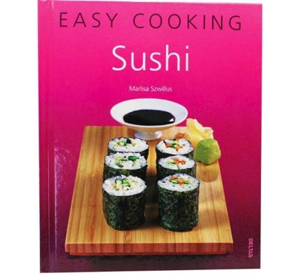 Easy cooking sushi