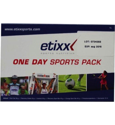 One day sports pack NL