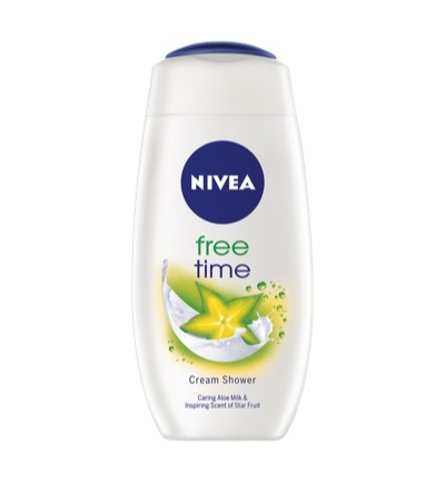 Douche Crm Free Time 250ml
