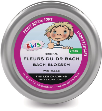 Bach bloesems pastilles troostertjes