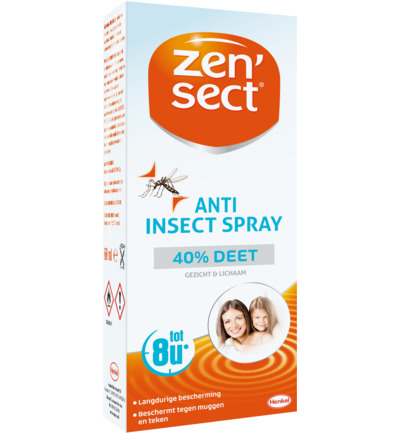 Spray deet 40%