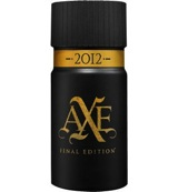 Deodorant bodyspray 2012 final edition
