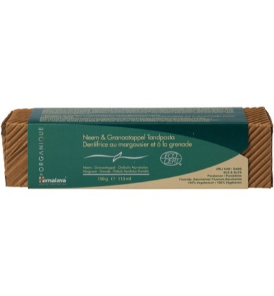 Himalaya herbal tandpasta