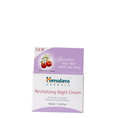 Herbals revitalizing night cream