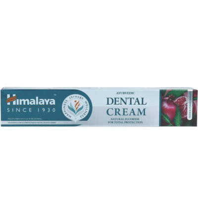 Herbals Ayurveda Dental Cream