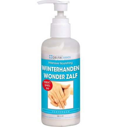 Winterhanden wonder