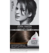 Precision foam color 4N dark natural brown