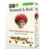 Basmati red fairtrade