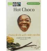 Hot chocolate fairtrade