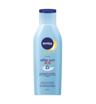Nivea Sun After Sun Lotion Sos Herstellend 200ml