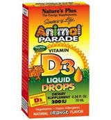 Animal parade vitamine D-3 druppels