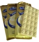 Chocolade reep white delight
