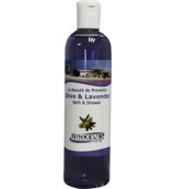 Provence bad & douche olive lavender