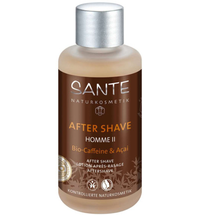 Sante Homme Ii A.s. Caf and acai 100ml