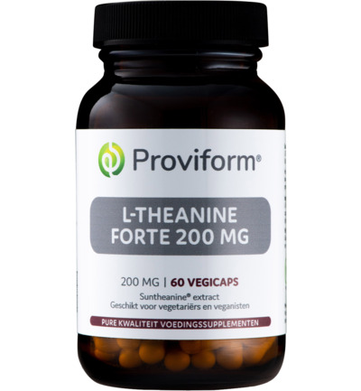 L-Theanine forte 200mg