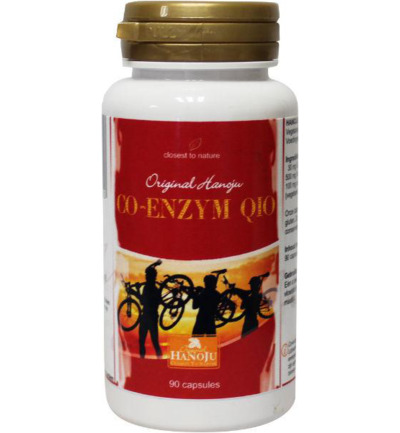 Co-enzym Q10 30 mg vitamine C 500 mg