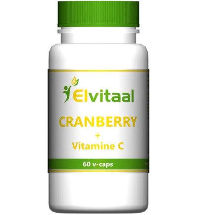Cranberry + 60 mg vitamine c