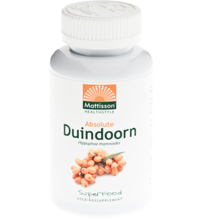 Absolute duindoorn 500 mg