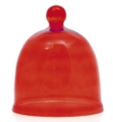 Autumn Tea Party Bell Candl Td 200g